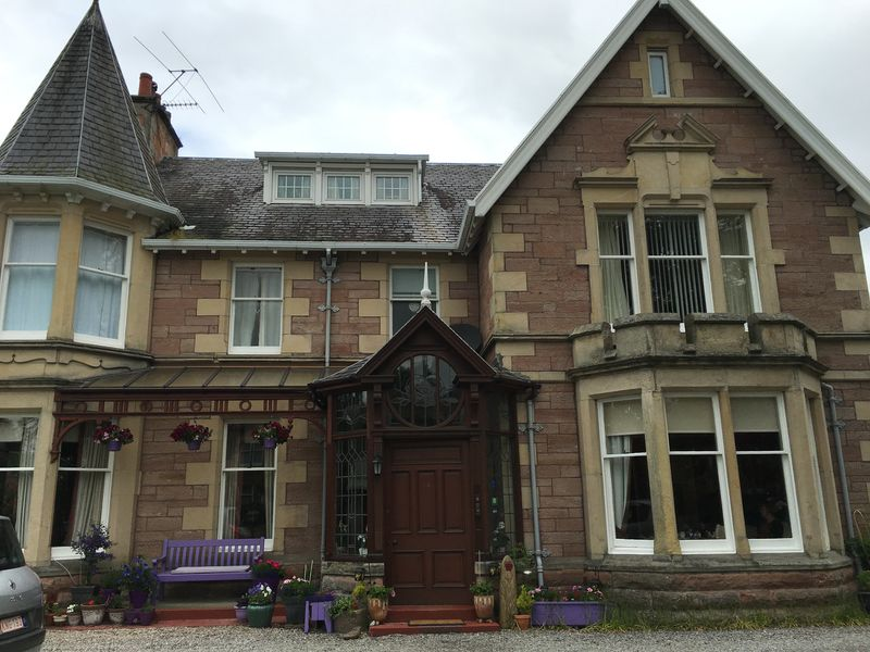 Chrialdon House in Beauly